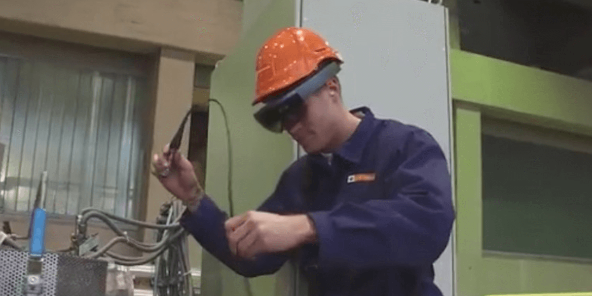 Augmented Reality enters the world of power plants