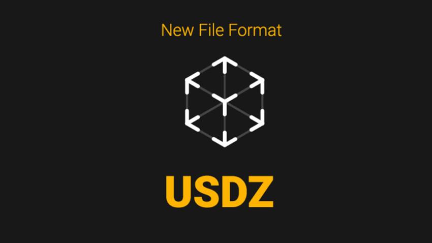 USDZ Format