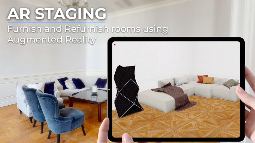 Augmented Reality staging