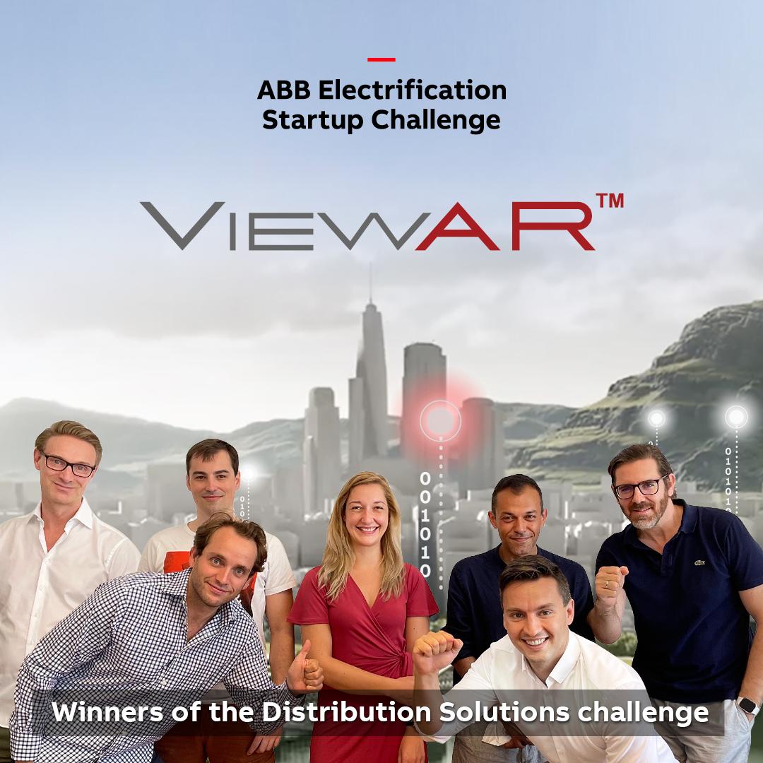 The ViewAR Distribution Solutions challenge Team