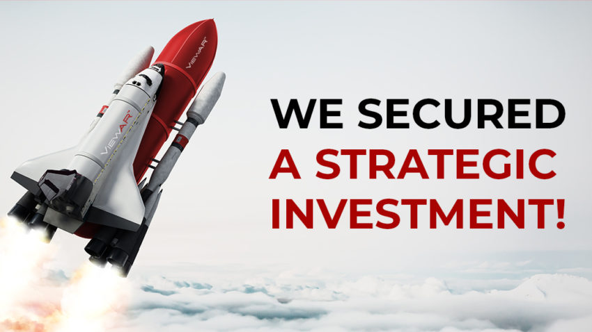 ViewAR secures a strategic investment