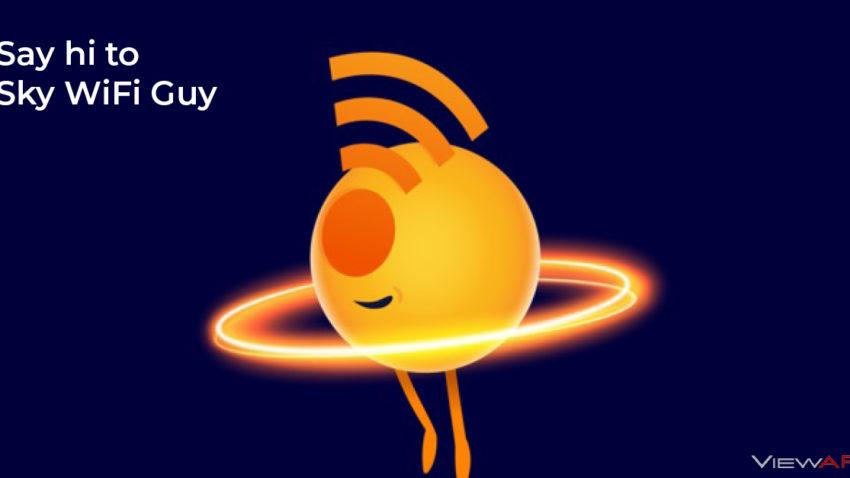 Sky wifi guy introduction