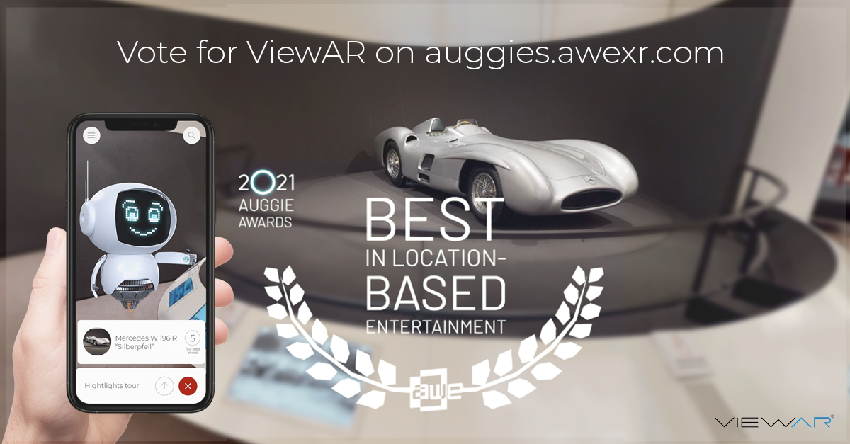 Auggie Awards 2021 Voting